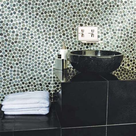 Bathroom Mosaic by How To Use Mosaics In The Bathroom