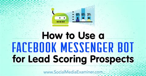how to create event in facebook messenger on iphone how to use a facebook messenger bot for lead scoring
