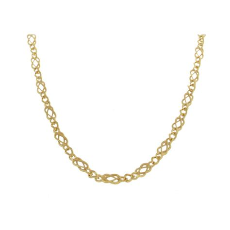 jewelry chains 9ct yellow gold solid celtic chain