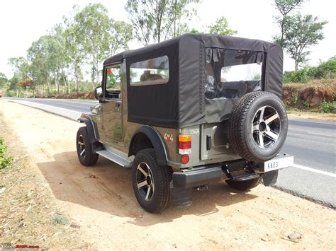mahindra thar crde 4x4 ac call of the wild mahindra thar crde team bhp