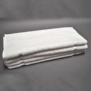 terry bath mat towels premium frame pattern terry bath mat white