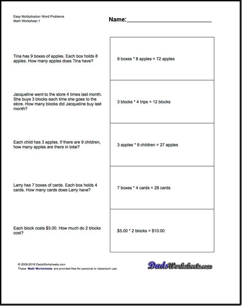 free printable worksheets on division word problems free printable introductory word problem worksheets for