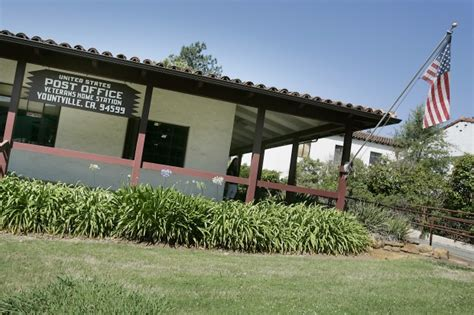 yountville vets home post office on cut list local news
