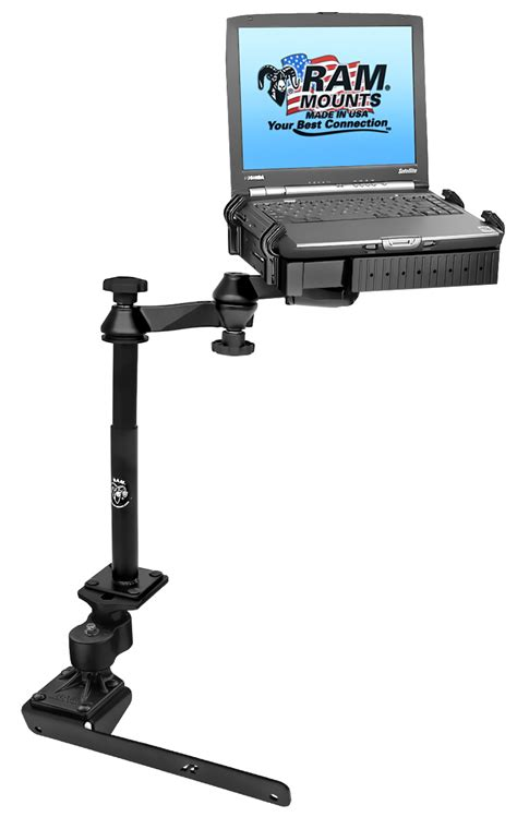 Desk Laptop Mount Vehicle Laptop Desks From Ram Mount