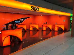 Car Rental Airport Eindhoven Sixt Car Hire Stuttgart Airport Receives A Facelift Sixt