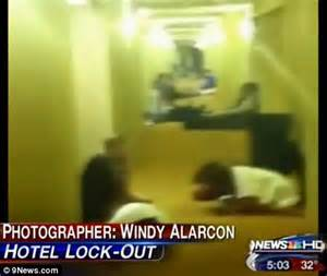 locked out of room new year s guests locked out at denver marriott daily mail
