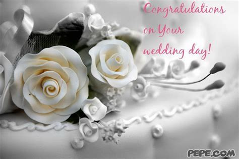 Congratulations On Your Wedding Day Quotes ? Quotesta