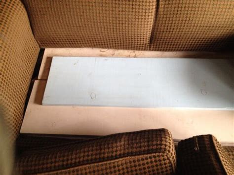 fix sagging sofa with plywood sinking sofa fix hereo sofa