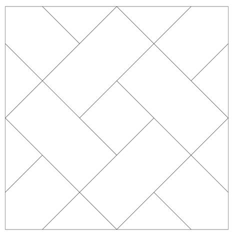 Square Patchwork Templates - imaginesque quilt block 30 pattern templates