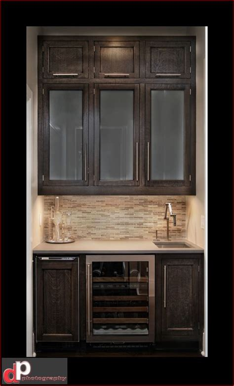 Bar With Sink And Refrigerator 29 Best Small Basement Bar Ideas Images On