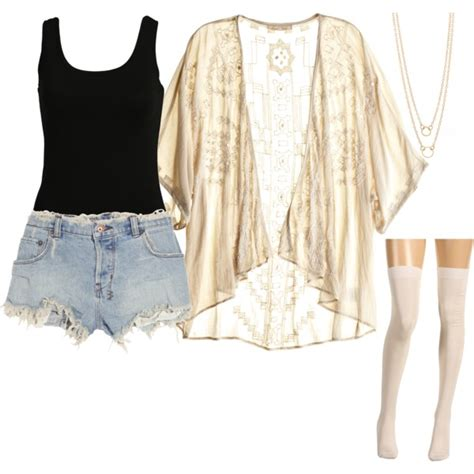 at home casual but polyvore