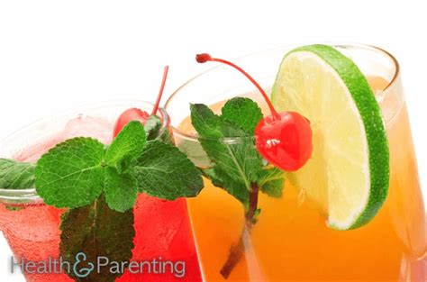 healthy mocktails my top 5 recipes health five delicious mocktail recipes health parenting