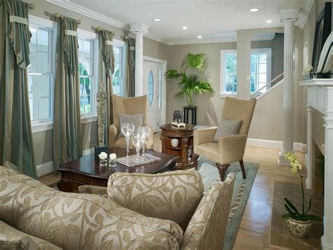 traditional rooms traditional living room mixes old with new shelley rodner hgtv