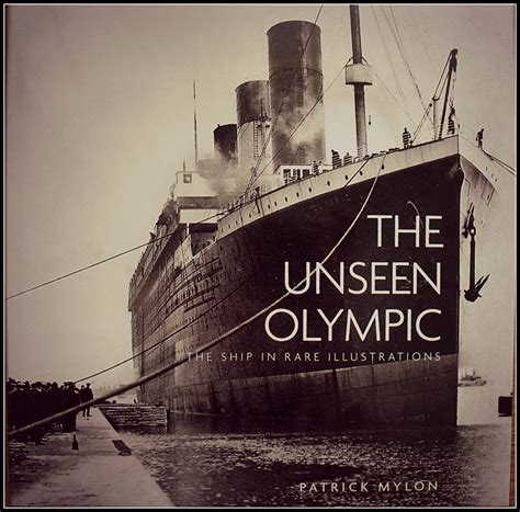 the unseen olympic the ship in illustrations books my purchase by rms olympic on deviantart