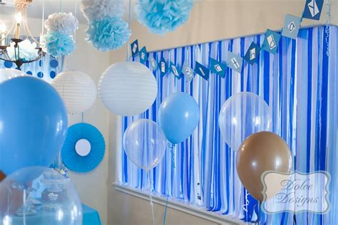 the sea birthday birthday ideas themes