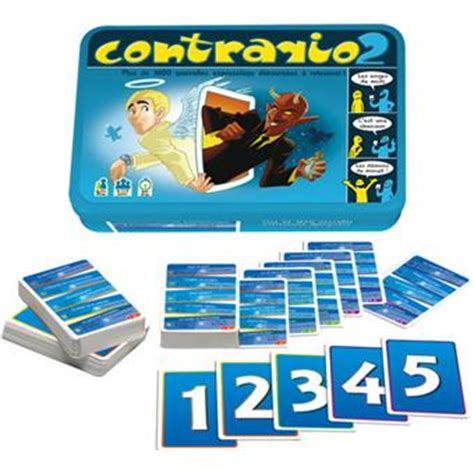 Asmodee Cocktail by Asmod 233 E Cocktail Contrario 2 Jeu De Strat 233 Gie Achat Prix Fnac