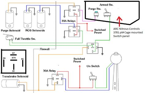 transbrake wiring diagram wiring diagram and schematics