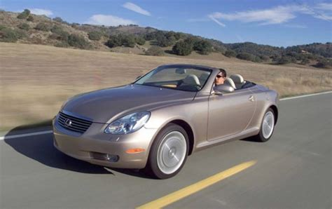 lexus convertible sc430 2005 lexus sc 430 information and photos zombiedrive