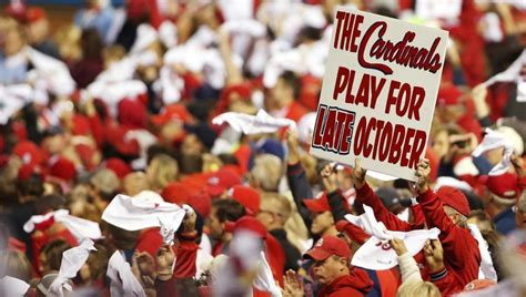 st louis cardinals fans st louis the evil empire wsiu