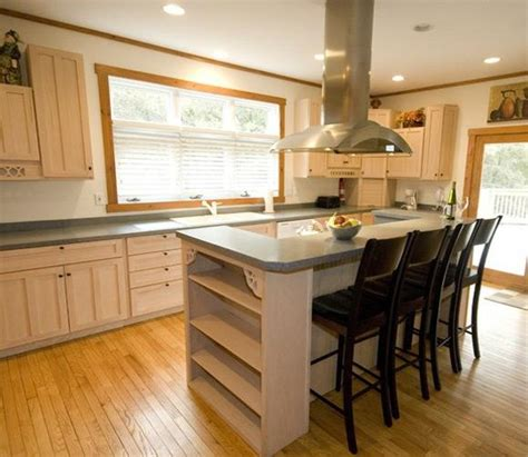 Kitchen Island With Seating For 3 How To Build A Kitchen Island With Seating Kikalab 23 Dec 17 04 26 04