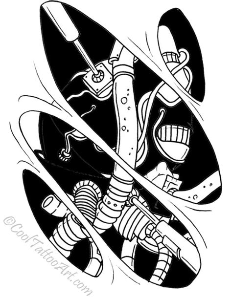 biomechanical tattoo designs free download free biomechanical tattoos designs cooltattooarts