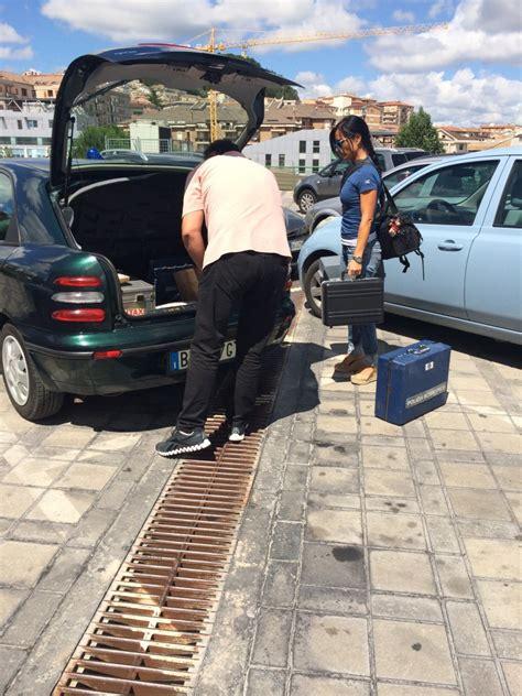 popolare delle province molisane rapina alla bppm dai nastri delle telecamere i volti