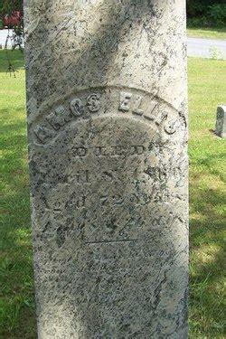 amos ellis (1787 1860) find a grave memorial