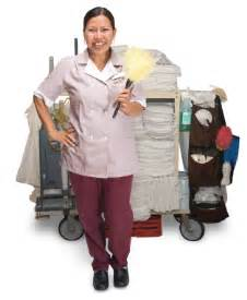 hotel housekeeper description career as a hotel