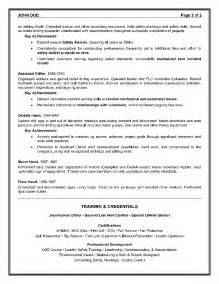 epic exle of a oilfield consultant resume sle