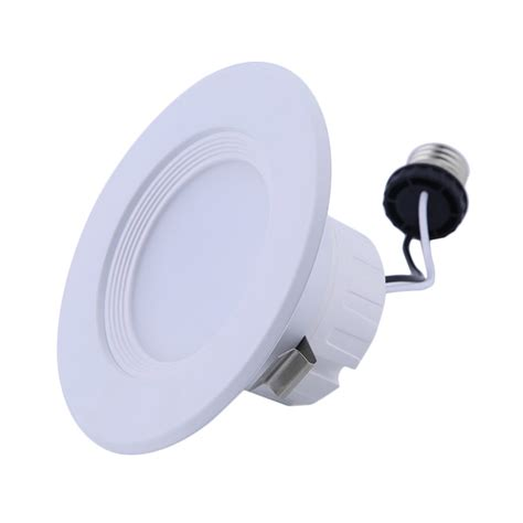 led recessed lighting retrofit kit new downlight trim 13w led recessed dimmable 4 inch retrofit kit light xd ebay