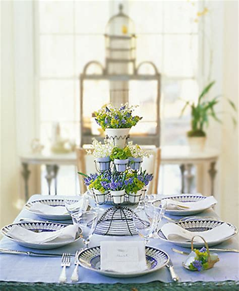 table decorations for home home dzine home decor easter table decoration ideas