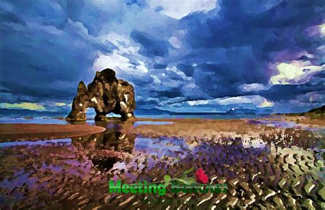 Creative Benches by Paesaggi Mozzafiato In Islanda Meeting Benches