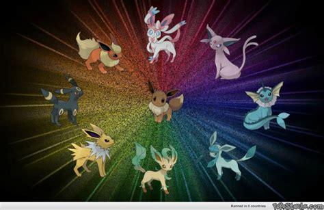 Cute Eevee Evolutions Wallpaper   WallpaperSafari
