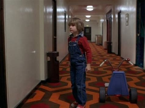what happened in room 237 i look at the shining and it shows me things fell gets lost inside the overlook hotel