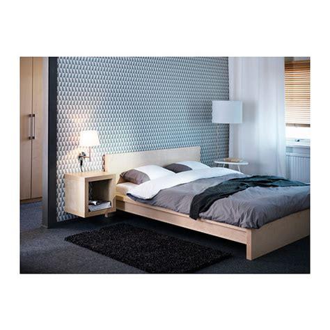 malm bed malm struc ca b ikea al tener los laterales de la cama regulables se pueden utilizar colchones