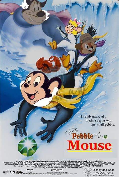 3 Blind Mice Movie The Pebble And The Mouse Disney And Sega Style The