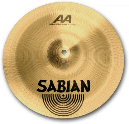 Sabian Aa Holy China 21 Cymbal 21 quot aa holy china 22116cs sabian cymbals