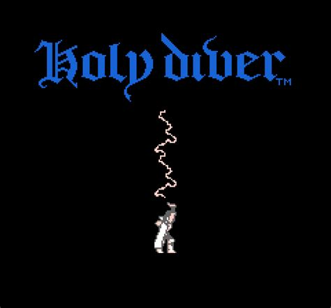 the game holy ribbon black games for october holy diver