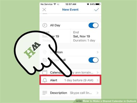 how to make a shared calendar in outlook how to make a shared calendar in outlook with pictures