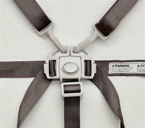 high chair straps ebay - Graco High Chair Replacement Straps