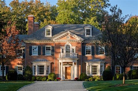 4 classic georgian style houses to call your own sotheby s international realty blog new georgian revival home architect magazine charles