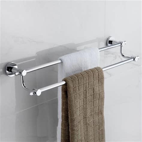 Badezimmer Deko Silber by Sch 246 Nes F 252 R Ihr Badezimmer Modern Handtuchstange