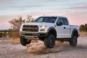 Ford And Ford The 2017 Ford Raptor Merges Awd And 4wd