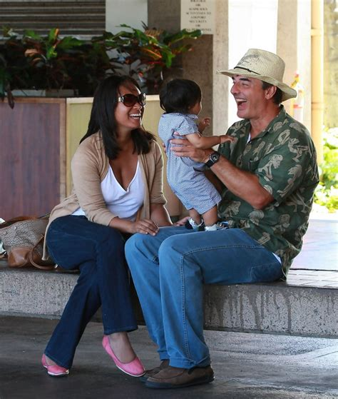 Chris Noth Family Pictures