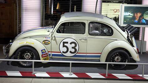 herbie volkswagen beetle pictures to pin on pinterest