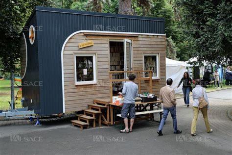 tiny l habitats insolites la tiny house du libraire