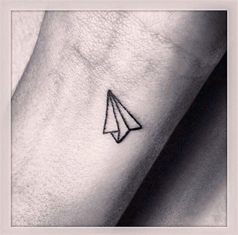 paper airplane tattoo meaning 78 best images about tatoo on arrow tattoos