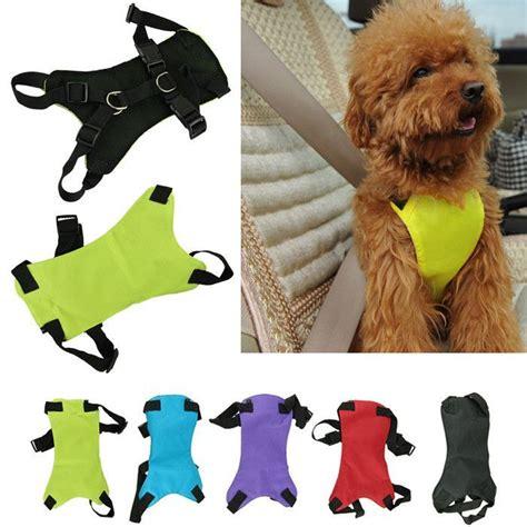 Pet Harness Belt For Car safety pet seat belt for car harness leash safety seat