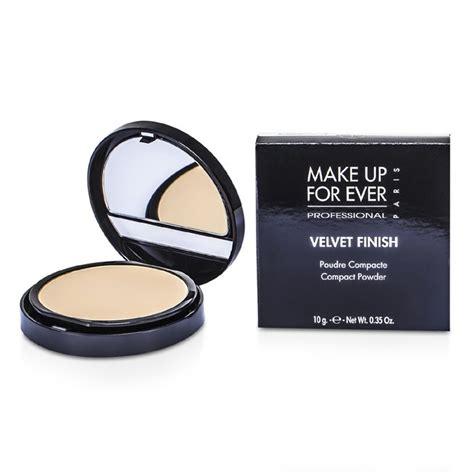 Bedak Make Up Forever make up for velvet finish compact powder 1 ivory