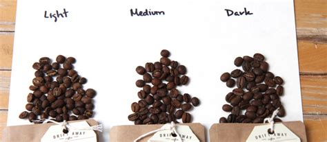 what is light roast coffee what are the differences between light medium dark